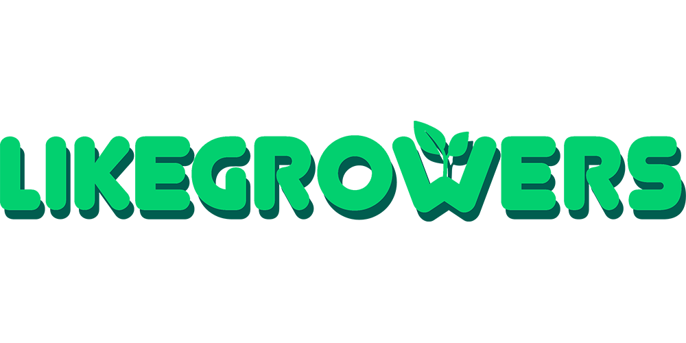 Likegrowers logo
